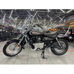 Мотоцикл BAJAJ Avenger Cruise 220 черный глянцевый