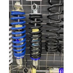 Амортизатор квадроцикла з/п однотрубный с пружиной BM Striker 400/500 (Hisun 500/700) (сайлентблок)